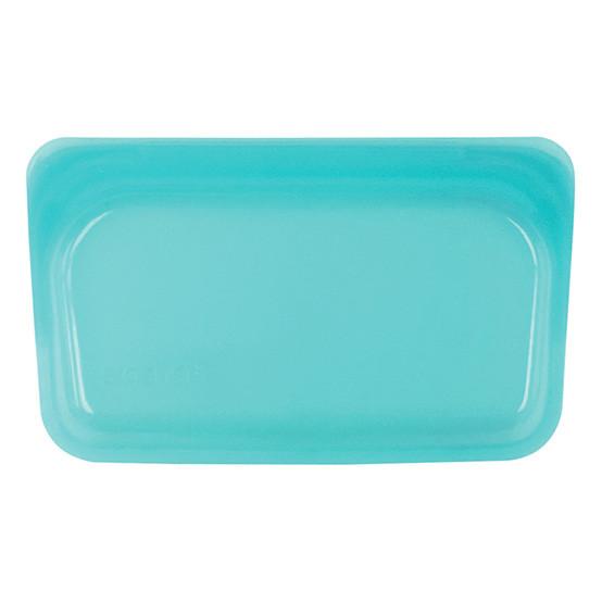 Stasher Snack Bag in Aqua