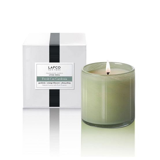Fresh Cut Gardenia 6.5 oz Candle