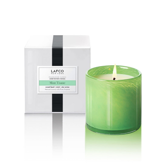 Mint Tisane 6.5 oz Candle