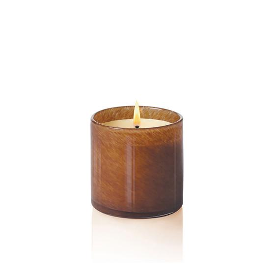 6.5 oz Amber Black Vanilla Classic Candle