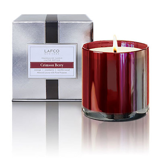 Crimson Berry Limited Edition 15.5 oz Candle