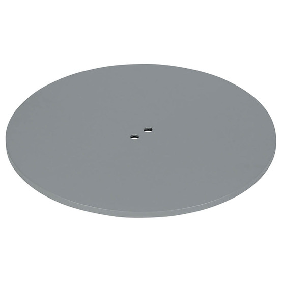 Parasol Base Plate for Small Equinox Pedestal Table