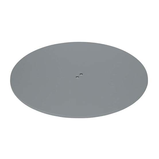Parasol Base Plate for Large Equinox Pedestal Table