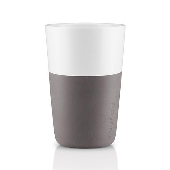 2pc Set Café Latte Tumbler in Elephant Grey