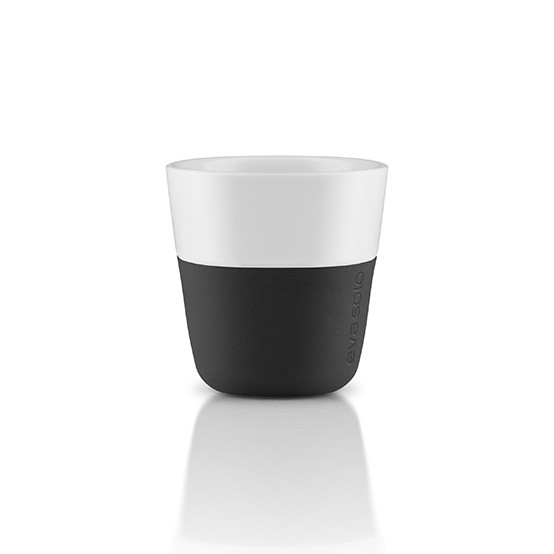 2pc Set Espresso Tumbler in Carbon Black