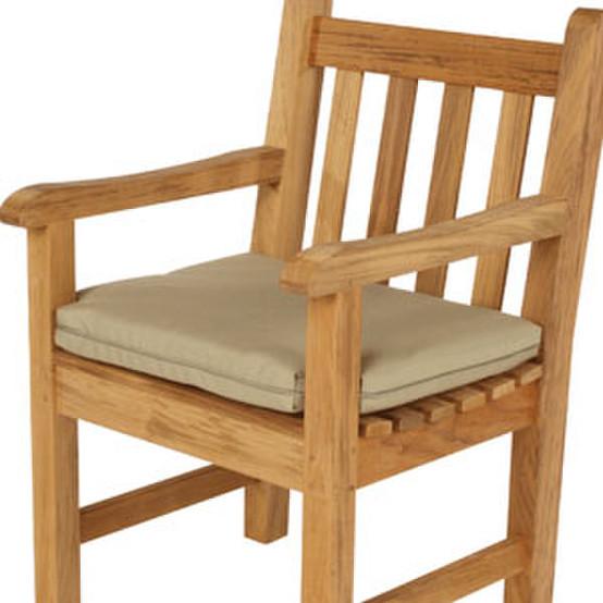 Cushion for Garden Outdoor Arm Chair