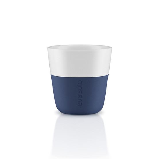 2pc Set Espresso Tumbler in Navy Blue