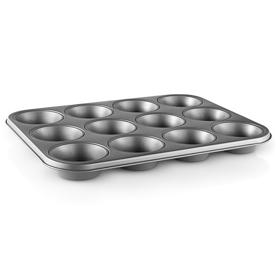 Non-Stick 12 Cup Muffin Tray