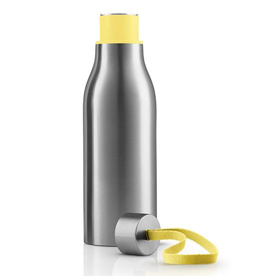 Picnic Flask in Yellow Lemonade
