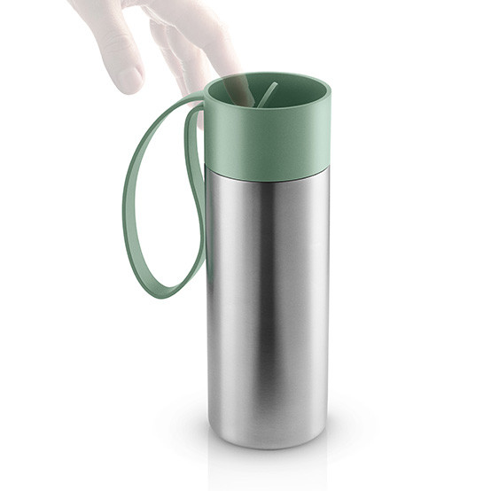 To Go Cup in Granite Green