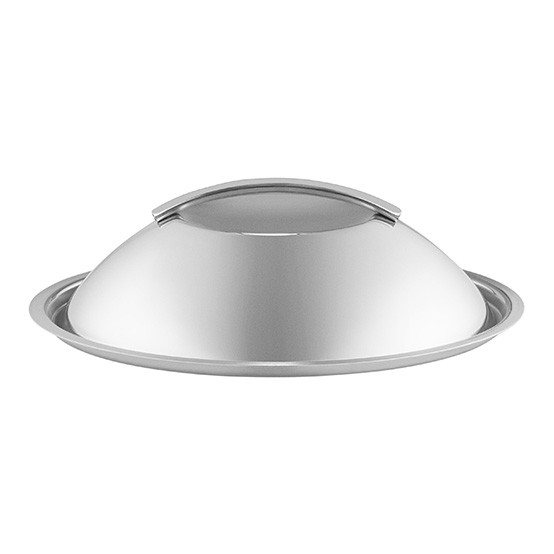 9.5 inch Stainless Steel Dome Lid
