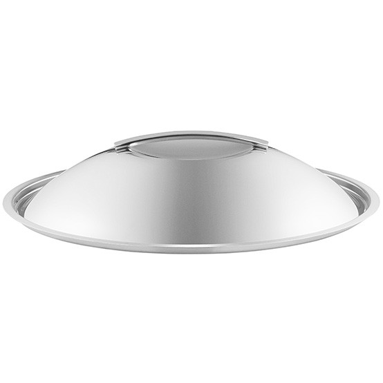12.5 inch Stainless Steel Dome Lid