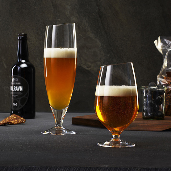 Small Beer Glass Set of 2