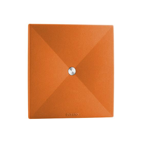 Coasters 4pc Set in Orange