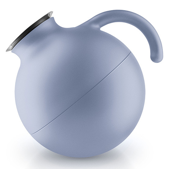 Globe Vacuum Jug in Nordic Blue