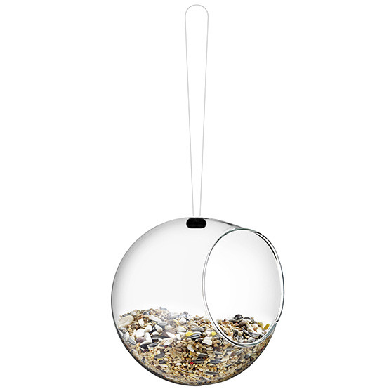 Mini Bird Feeders - 2 pc Set