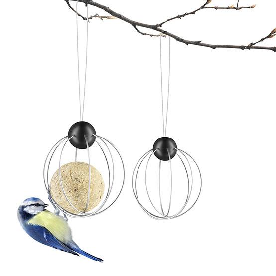 Suet Bird Feeder - 2 Pc Set