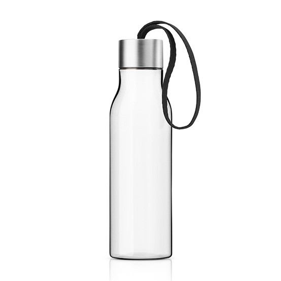 0.5L Drinking Bottle in Black