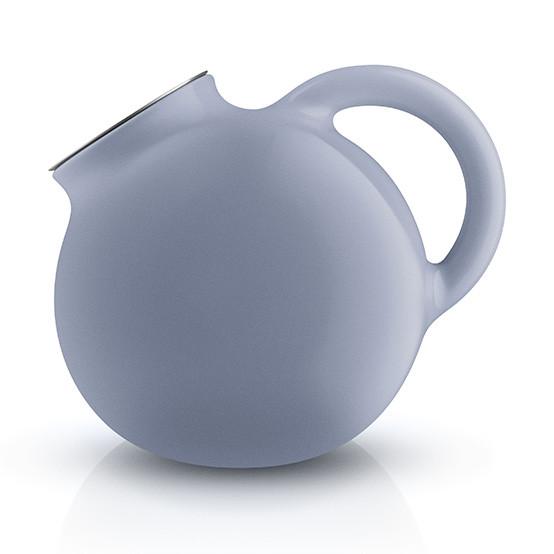 Globe Milk Jug in Nordic Blue