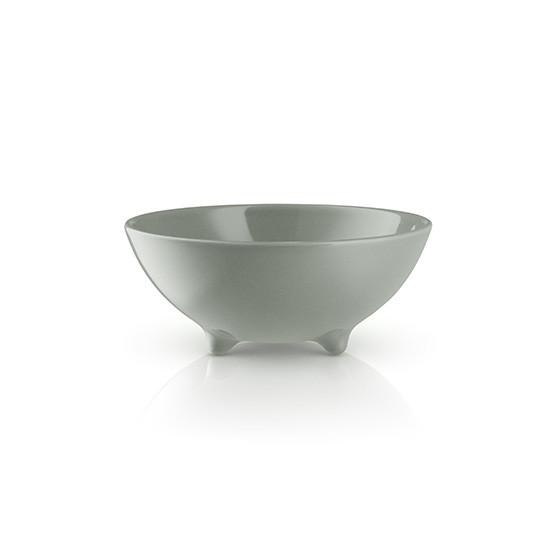 Small Globe Bowl in Nordic Green