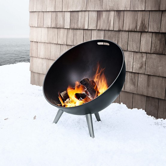 Eva Solo FireGlobe Fireplace