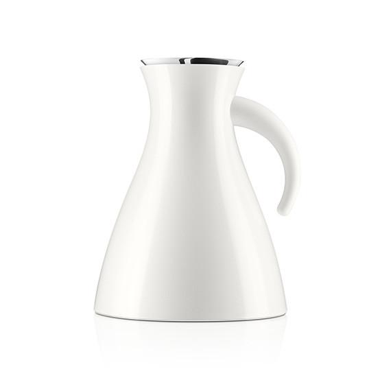 Small Vacuum Jug in White