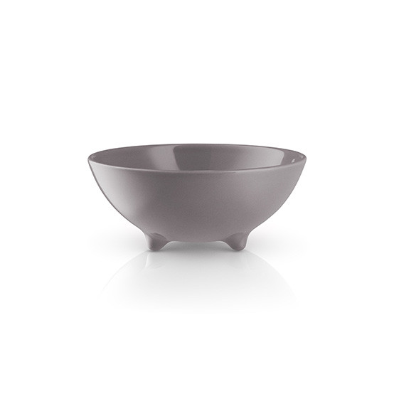 Small Globe Bowl in Nordic Grey