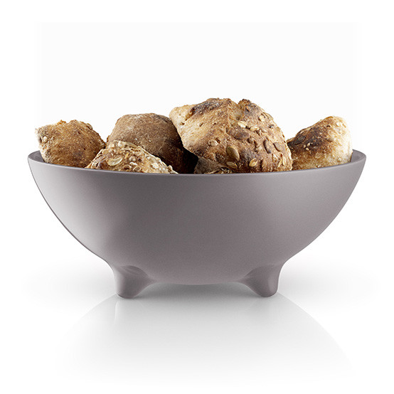 Large Globe Bowl in Nordic Grey