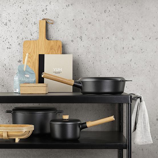 Nordic Kitchen Lid for Sauté Pan