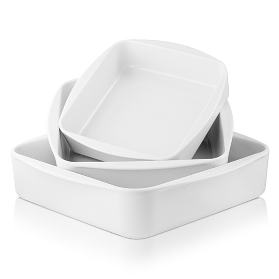 Legio Small Square Dish