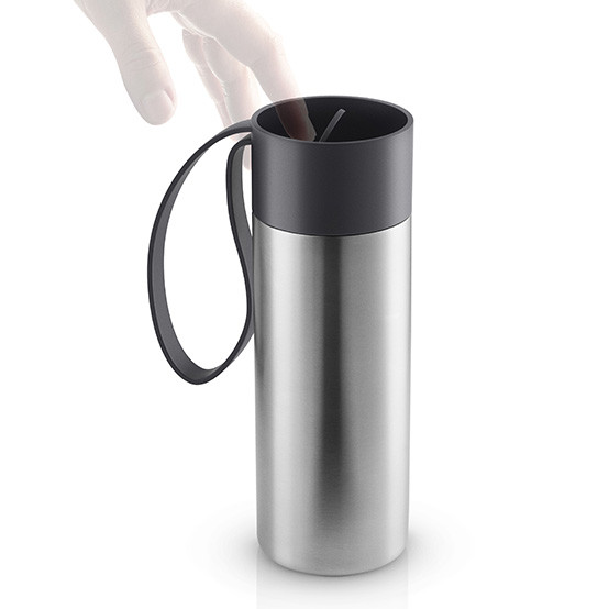 To Go Cup in Black