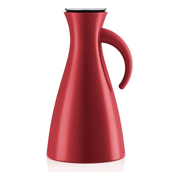Vacuum Jug in Glossy Red