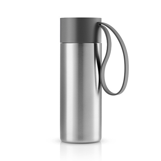To Go Cup in Grey