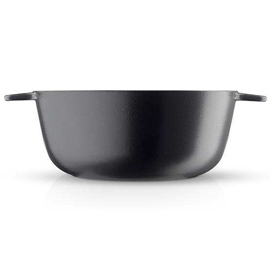 Cast Iron Roasting Pot