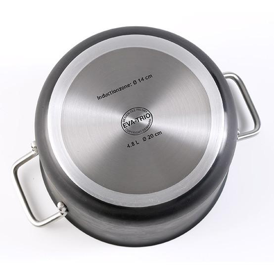 4.8L Dura Line Casserole Pot