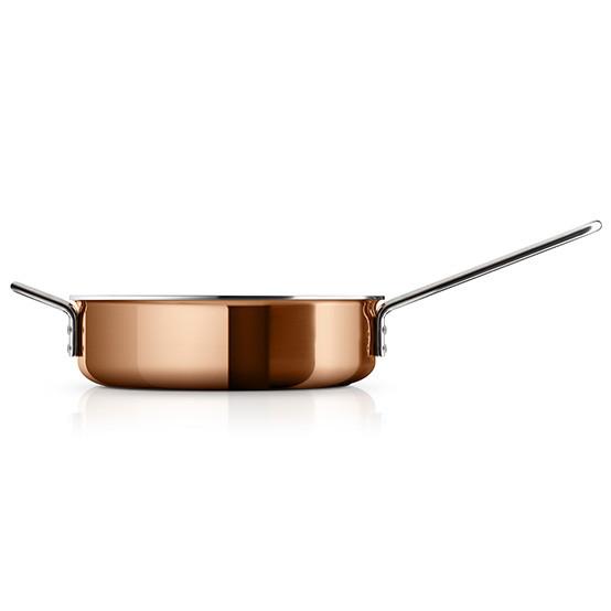 Copper Saut_ Pan
