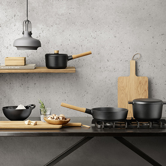 Nordic Kitchen Non-Stick Sauté Pan
