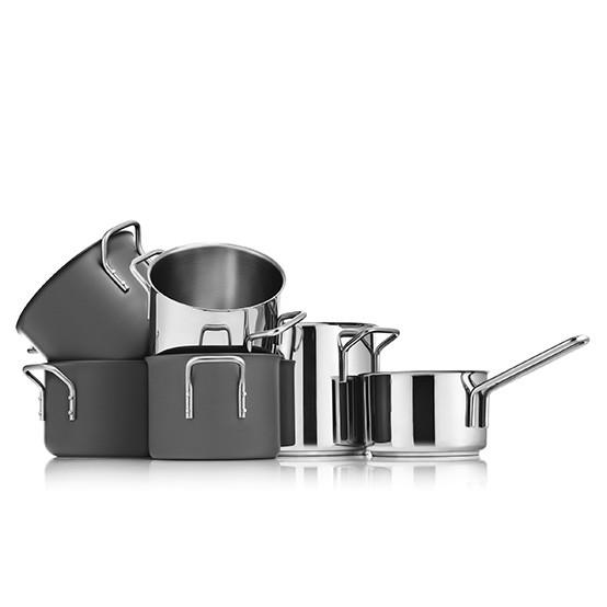 1.3L Stainless Steel Saucepan