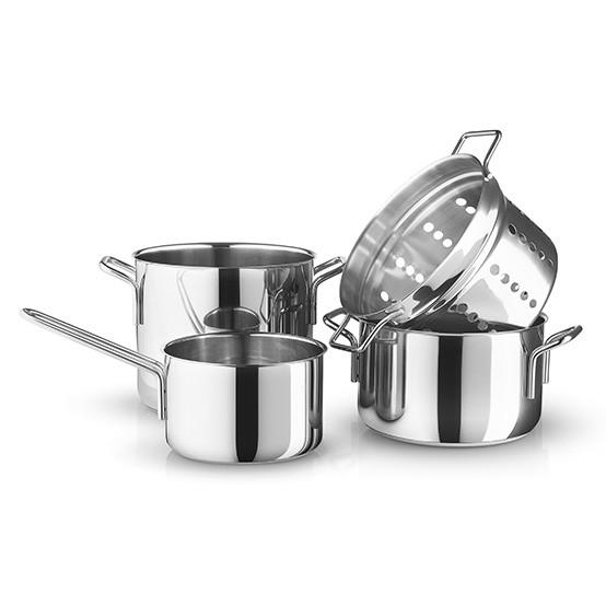 1.8L Stainless Steel Saucepan