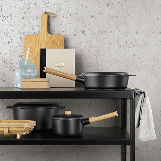 Nordic Kitchen Non-Stick Saucepan