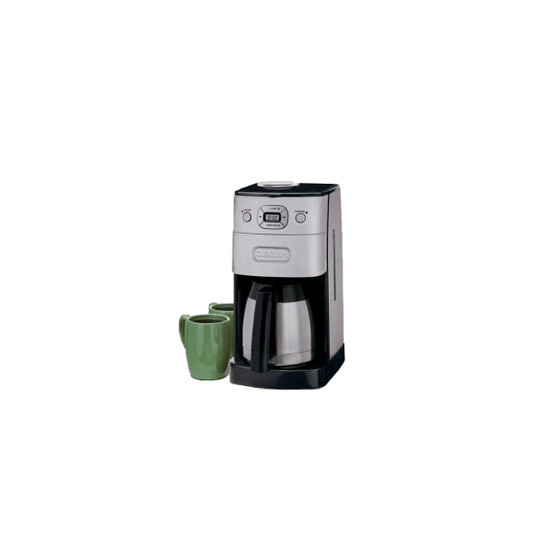 Grind and Brew 10 Cup Thermal Automatic Coffeemaker
