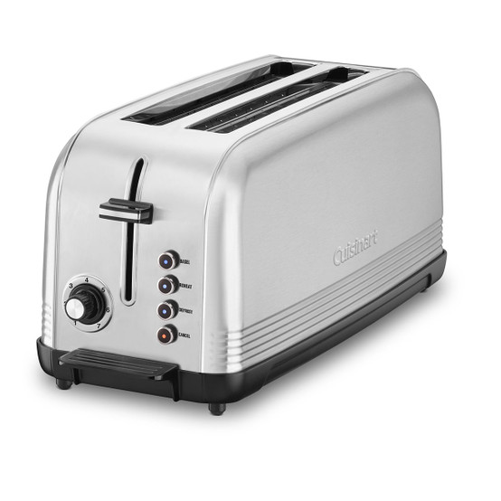 """The Bakery"" Dual Long Slot Artisan Bread Toaster"