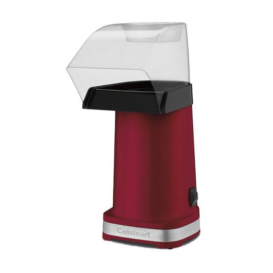EasyPop Hot Air Popcorn Maker in Red