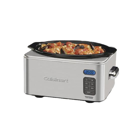 6.5 Qt Programmable Slow Cooker