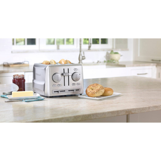 Custom Select 4 Slice Toaster