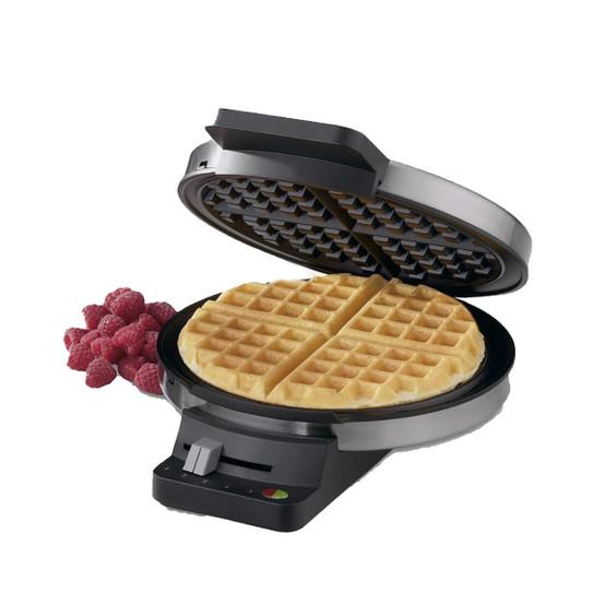 Round Classic Waffle Maker