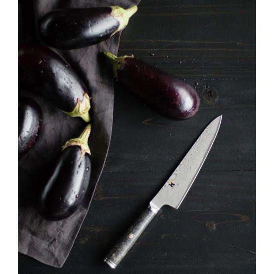 Black 5.25 inch Prep Knife
