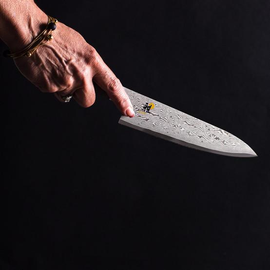 Black 8 inch Chef's Knife