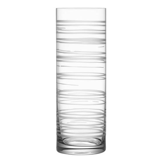 Graphic Vase (cylinder)