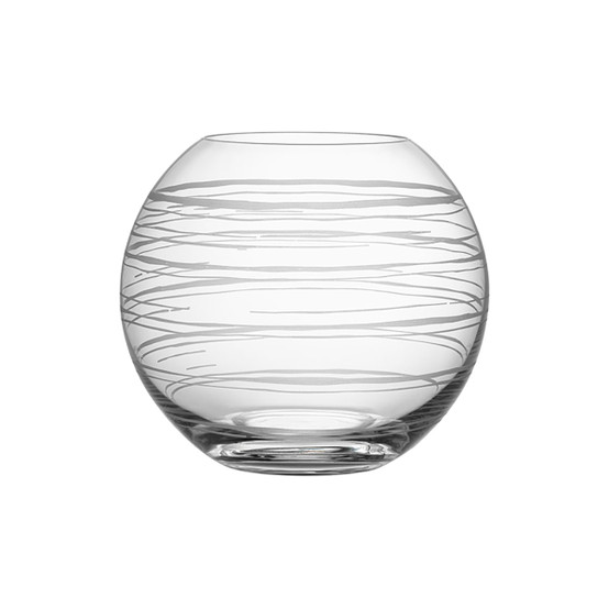 Graphic Vase (round, medium)